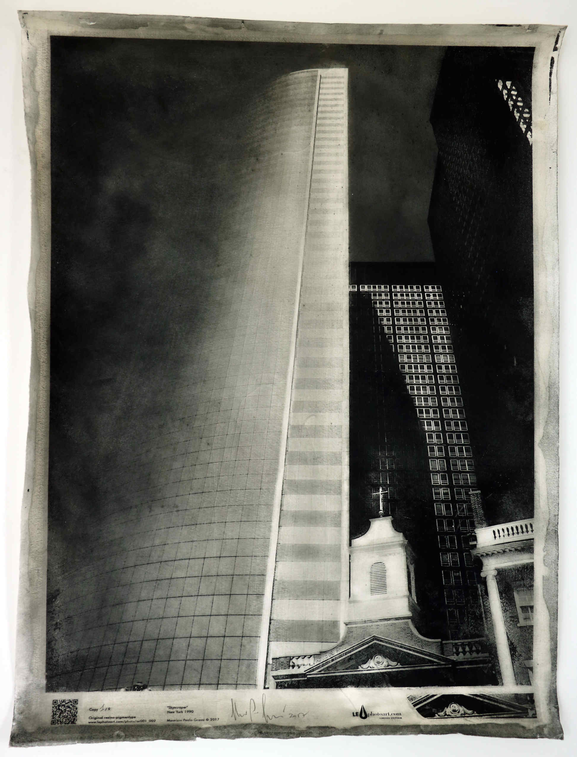 New York. Limited edition photography