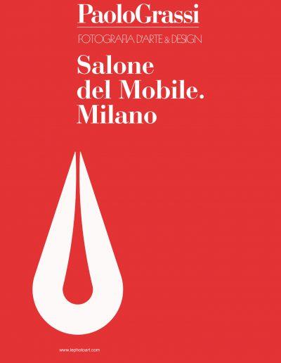 Salone del Mobile 2018 Copertina del catalogo