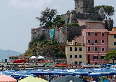 Castello San Terenzo di Lerici | Mostra d'autore Paolo Grassi
