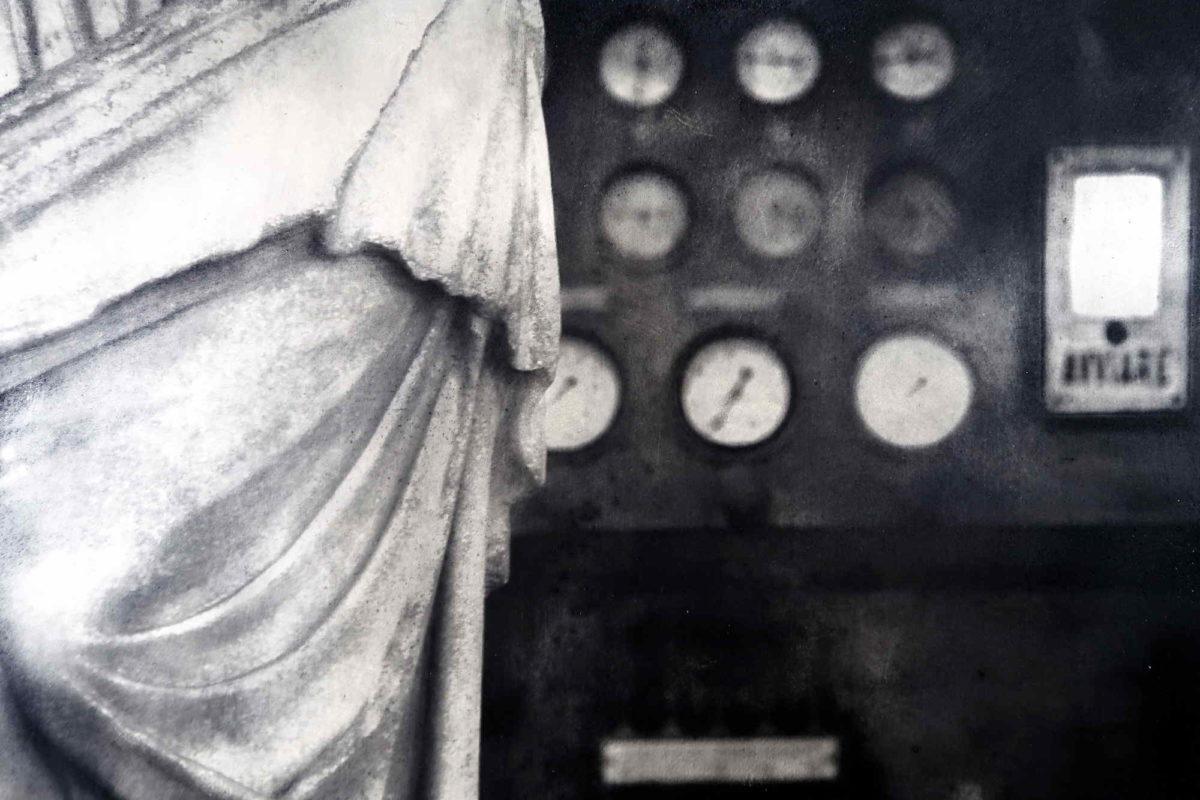 """""""Start Art"""". Roman sculpture and industrial archaeology"""