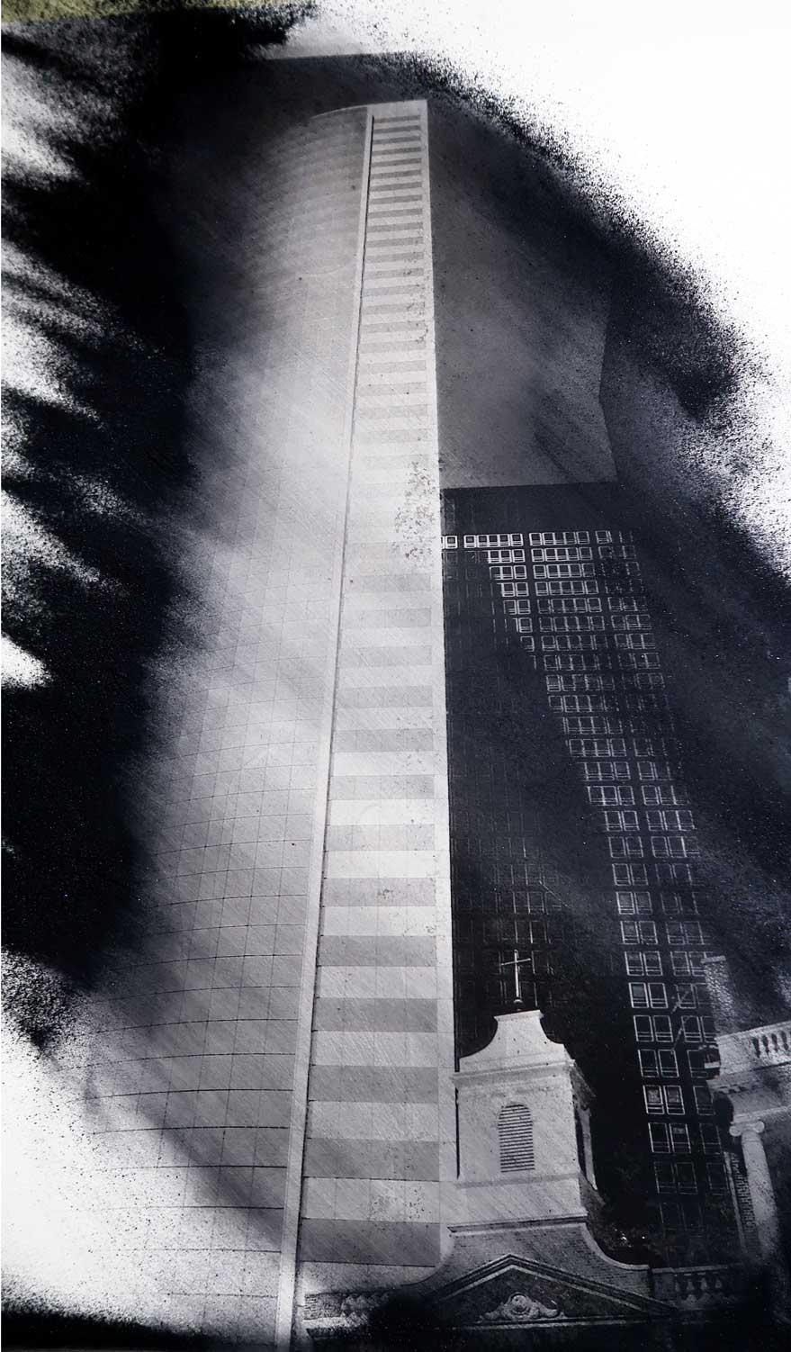 Foto da collezione new york Skyscraper