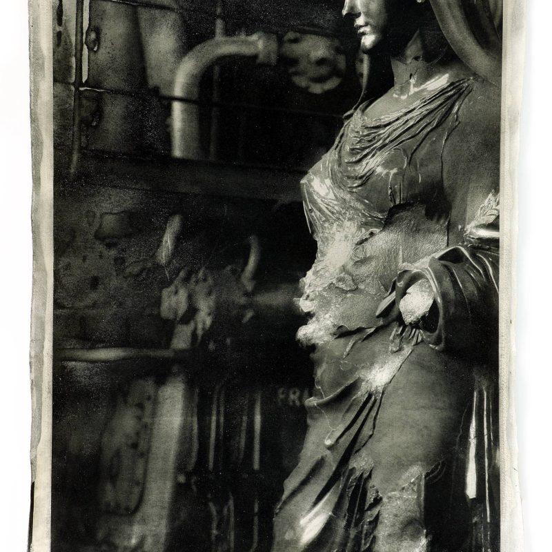 Fotografia d'arte romana. Resinotipia