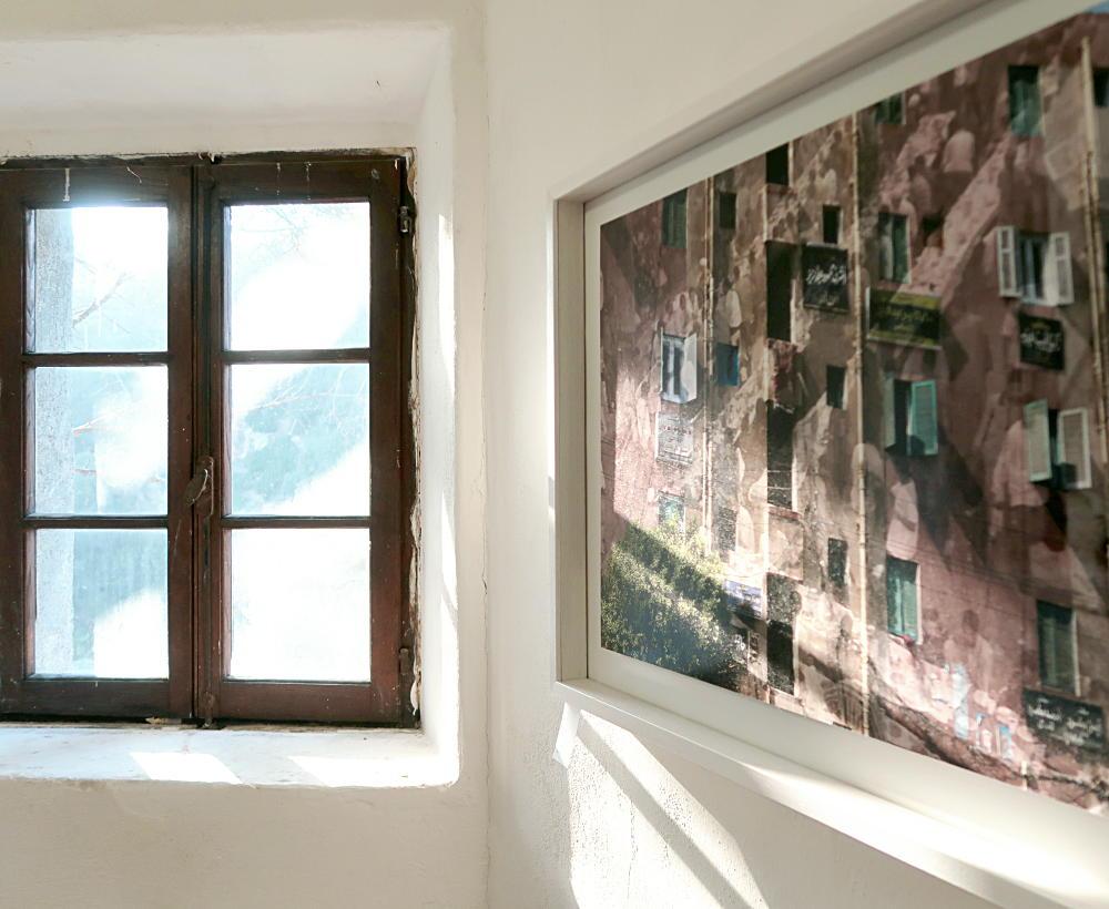 Virtual tour interno castello a San Terenzo