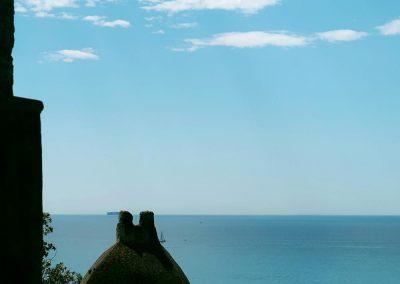 Foto artistiche a Lerici. Mostra al Castello di San Terenzo Panorama dal Castello