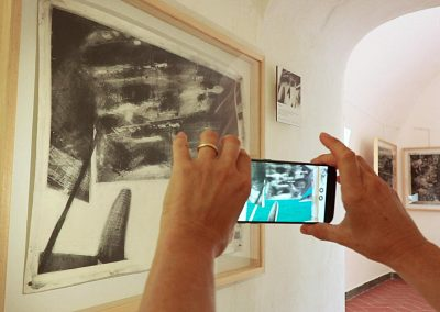 Virtual tour con smartphone a Lerici